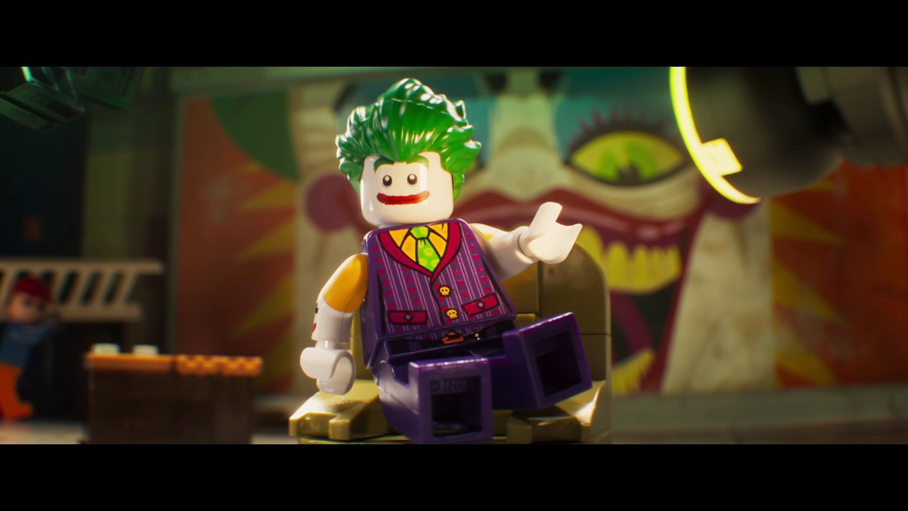 The Lego Batman Movie Behind The Bricks Featurette Youtube