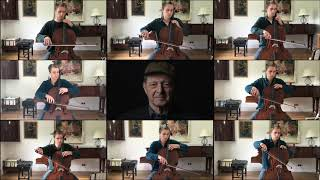 Cello Counterpoint - Steve Reich
