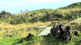 Der Karstweg am Kitzbüheler Horn bietet Erdgeschichte auf Schritt und Tritt