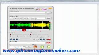 Create unlimited ringtones for free with iphone ringtone maker software
