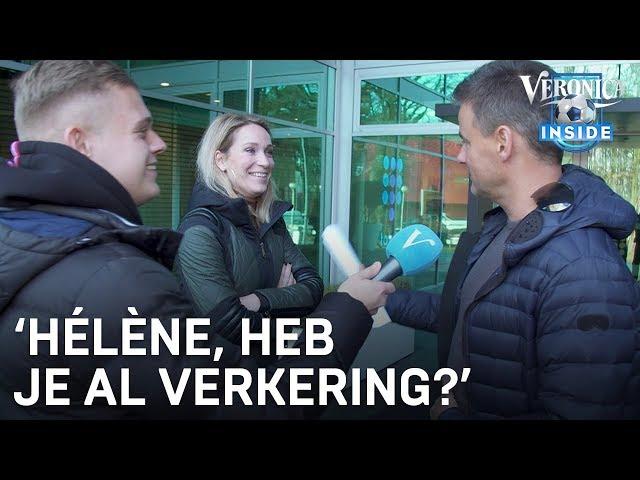 Wilfred en Hélène over de plannen en privé | DENNIS