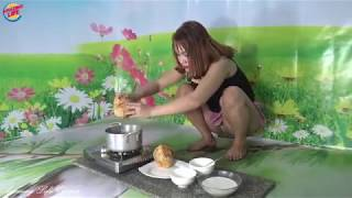 daily life food cooking Coconut jelly