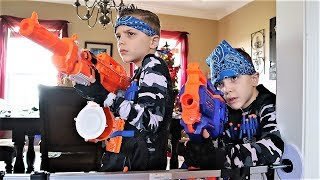 Nerf War:  Payback Time 20