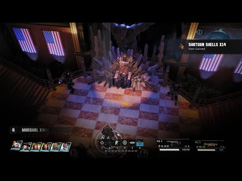 Wasteland 3 The Zealot quest completion |