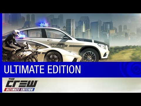 The Crew Ultimate Edition Trailer [NA]