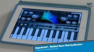 Test - Waldorf Nave fürs iPad - deutsch