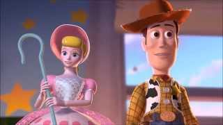 Toy Story - Woody & Bo