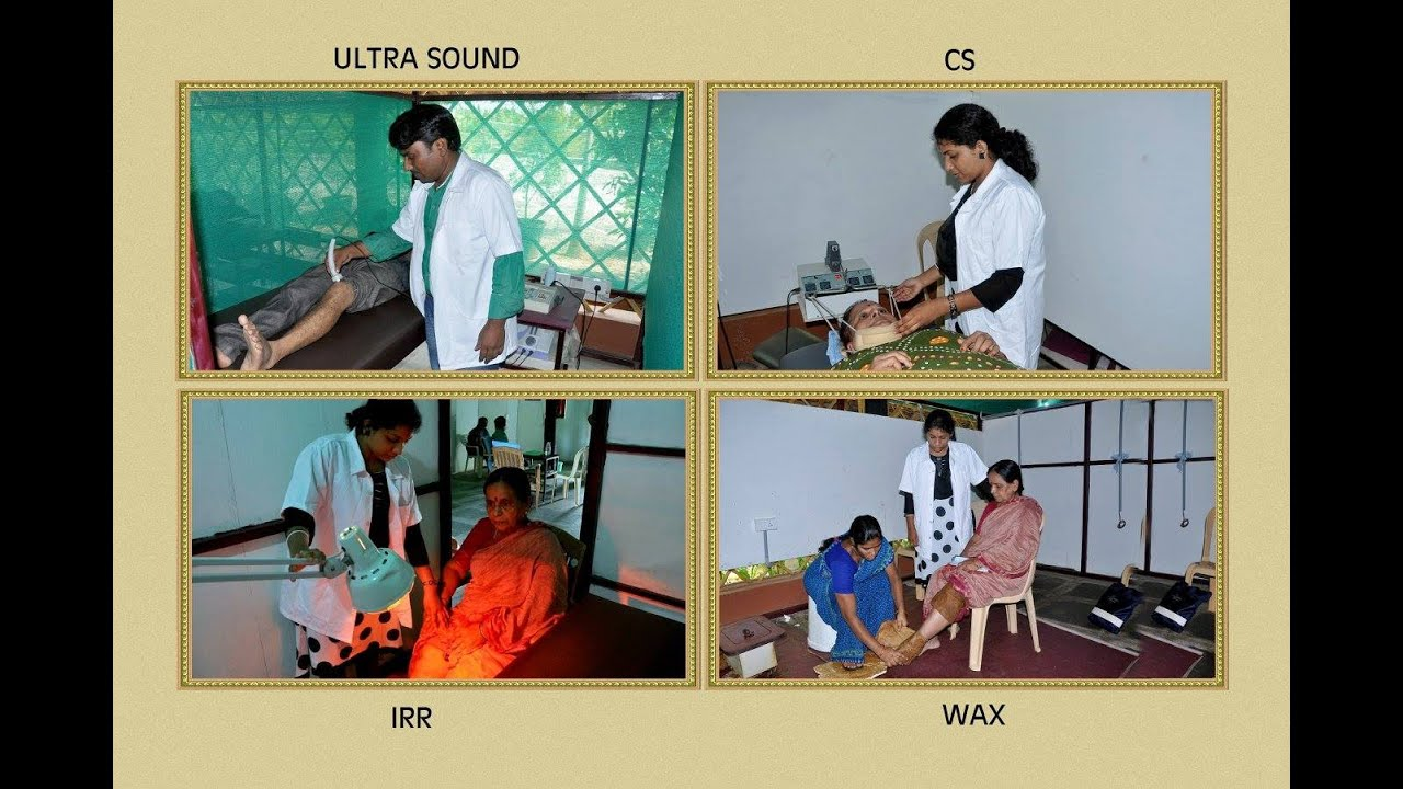 Treatment Room at Dr  Mantena Satyanarayana Raju Vijayawada Ashram