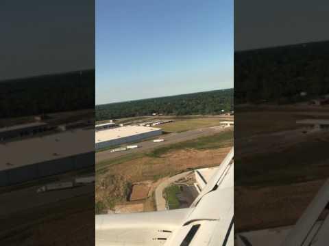 Landing in st louis lambert airport
