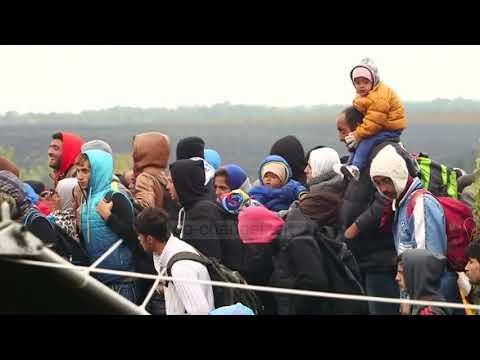 Të bllokuar në Serbi, drama e emigrantes afgane - Top Channel Albania - News - Lajme