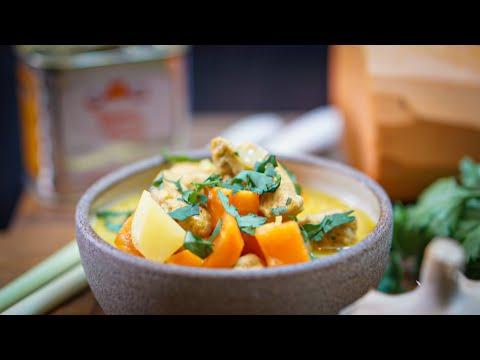 recette-curry-très-facile-poulet-coco-citronnelle