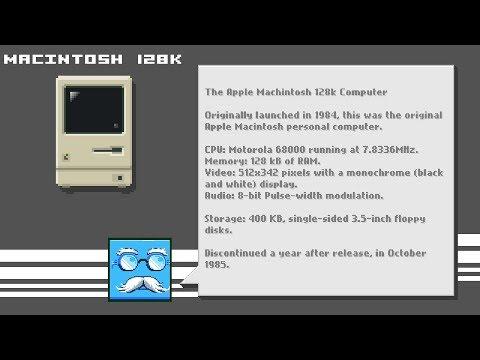 Super Life Of Pixel, 100% (#16): Mac 128k |