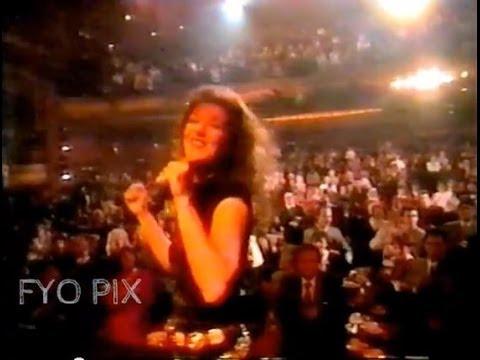 CÉLINE DION - Love Can Move Mountains (Live / En Public) 1993