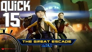 AR-K The Great Escape - Quick 15