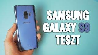 Samsung Galaxy S9 teszt - erre vártunk?