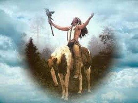 Mantras Nativos Americanos - Musica Relajante Para Mejorar El Estado De Animo
