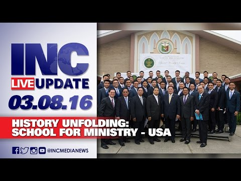 History Unfolding: School For Ministry - USA