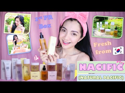 Nacific (Natural Pacific) + First Impression and Review (Korean Skincare)