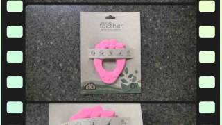 Natural Rubber Baby Teether