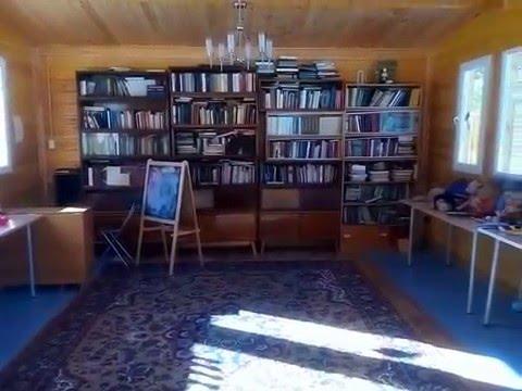 Детская комната на Даче.Светлое