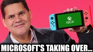 Xbox Live Is Coming To Your Nintendo Switch