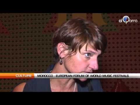 Morocco: European Forum of Worldwide Music Festivals