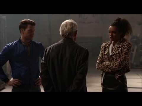 DC's Legends of Tomorrow S02E05 Saving Martin Stein