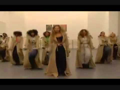 Beyonce Never Seen Footage and behind the...