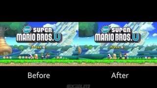 Wii U Spring Update - Load Time Comparison