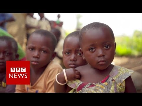 Ebola in the DR Congo warzone - BBC News