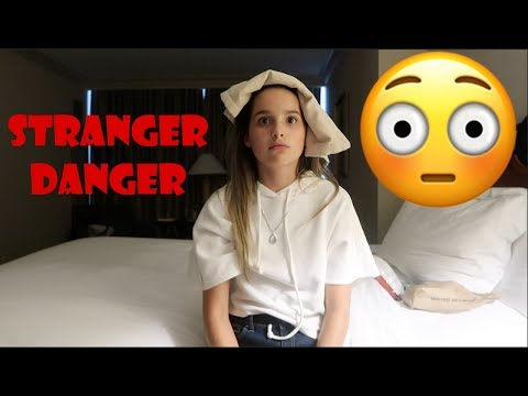 There's Some Strange Guy in our Room 😳 (WK 345.3)   Bratayley