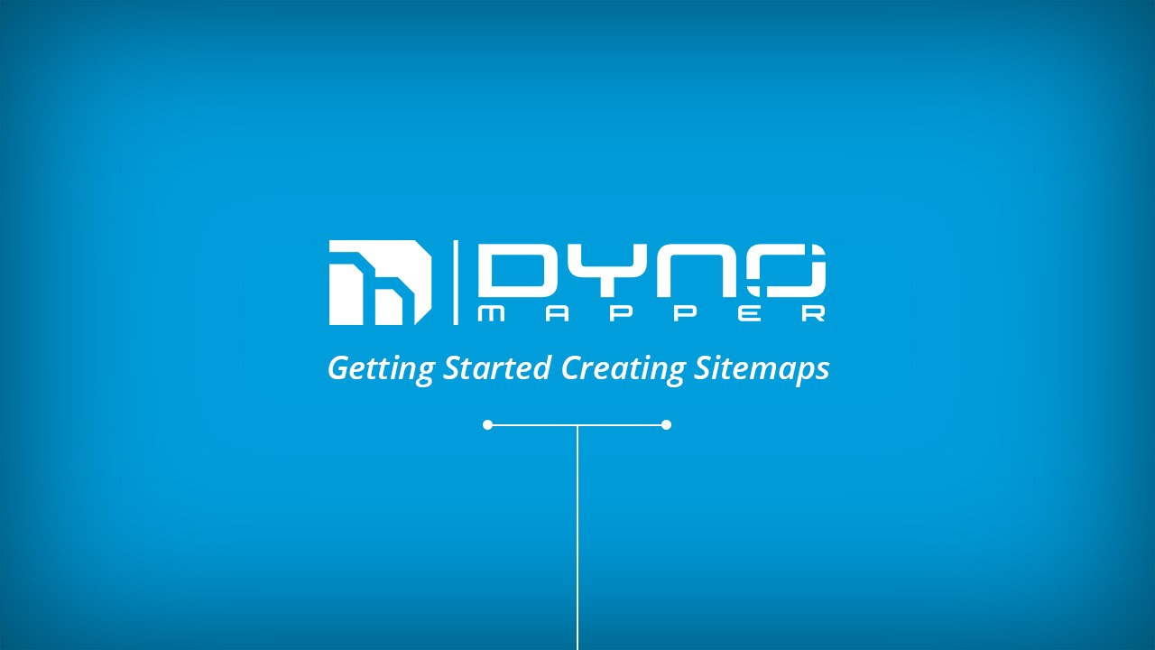 create sitemaps using the dyno mapper sitemap generator youtube