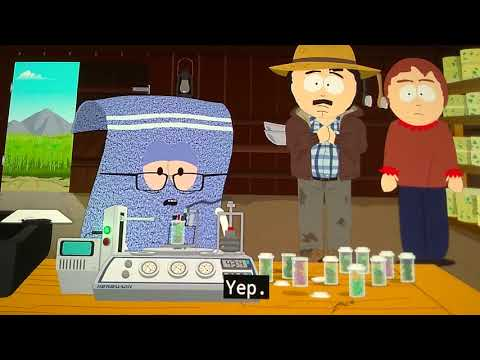 Towelie Whoa Whoa that's some Good Shit! #TEGRIDY