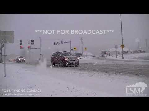 3-11-2018 -Imperial MO - Heavy Snow 3 Inches in 90 Mins
