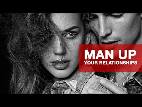 relationship with an alpha male
