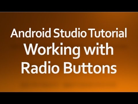 Android Studio Tutorial -02 - Working with multiple activities ...