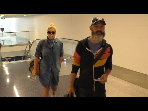 Busy Philipps And Husband Director Marc Silverstein Are Asked Their Thoughts On Dallas