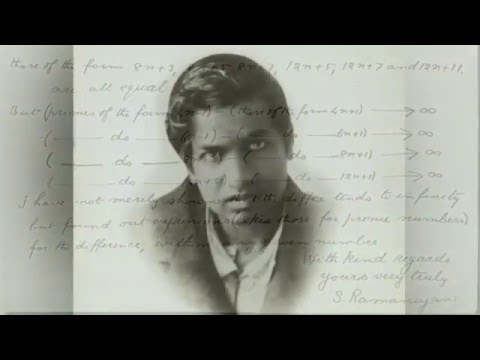 Prof Béla Bollobás (1963), explains the significance of Indian mathematician Ramanujan
