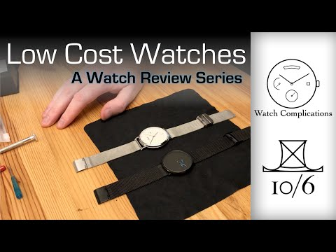 Low cost watches (A Series)