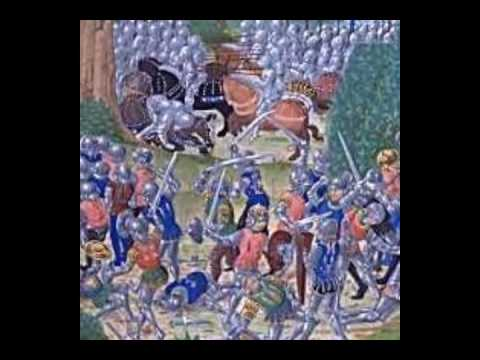 Gaberlunzie-Otterburn (The Battle of)- The Black Douglases, James 2nd Earl of Douglas