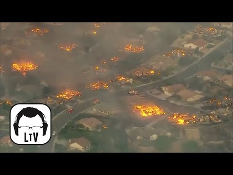 Trump & Jerusalem (Zion), California Fires, Mueller | Lift the Veil