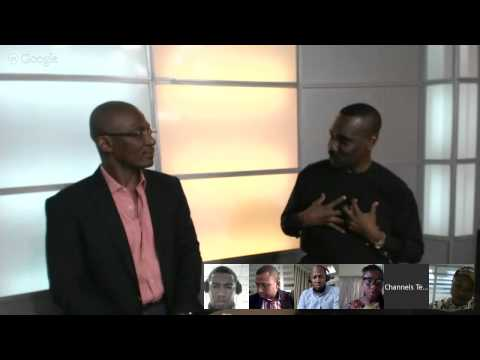 Channels TV Hangout With Pastor Itua Ighodalo