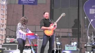 """Midnight Lake Michigan"" DEVON ALLMAN BAND 7/11/15"