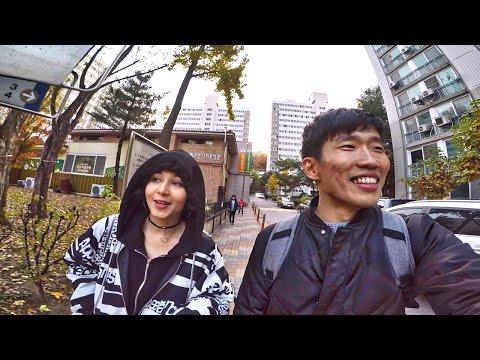 Teaching languages on TV and radio in Korea