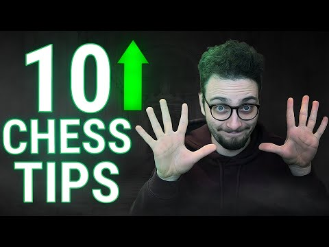 10 Chess Tips