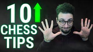 10 Chess Tips T๐ CRUSH Everyone