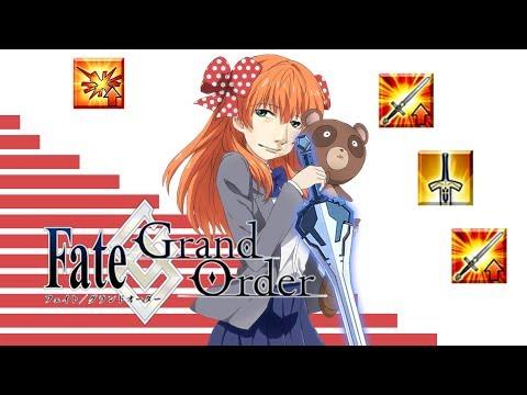 [Fate/Grand Order NA] Part 17: Gaywain Fight