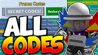 ALL *NEW* BEE SWARM SIMULATOR CODES (GUMMY UPDATE CODES) | Roblox
