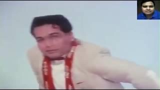 Aankhon main kayamat ke kajal Karaoke movie kismat by Rajesh Gupta