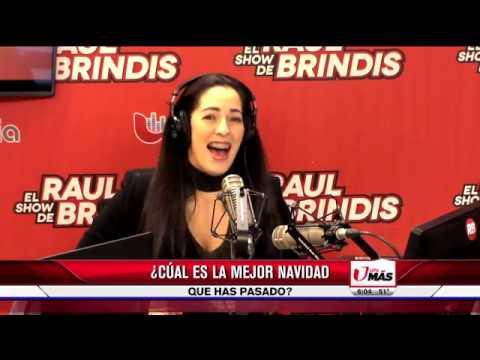 El Show De Raúl Brindis Tv- CUAL HA SIDO TU MEJOR NAVIDAD - Lunes 24 De Diciembre 2018